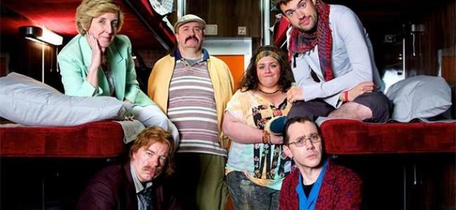 TV review: Inside No. 9, series two, La Couchette