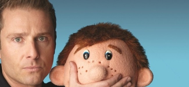 Jesterval review: Paul Zerdin, No Strings Attached