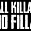 Podcast: All Killa No Filla #1