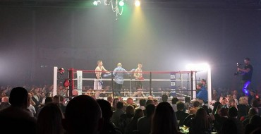Review: UK Comics Boxing, Fight for Kian, Blyth Sports Centre