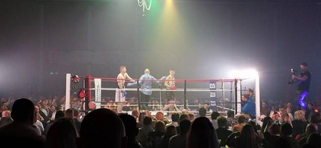 Review: UK Comics Boxing, Fight for Kian, Blyth Sports Centre