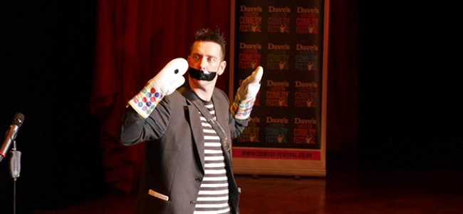 Review: Dave's Leicester Comedy Festival Preview Show 2016