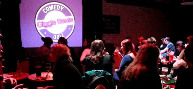 Play: July's Giggle Beats Comedy Quiz
