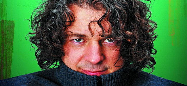 """Alan Davies: """"TV & radio is frustrating – it's great to be back doing stand-up"""""""