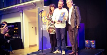 John Kearns wins the 2014 Edinburgh Comedy Award