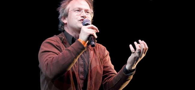 Review: Robin Ince: The Importance of Being Interested – Newcastle Stand