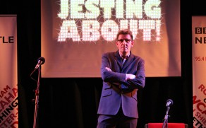 Jesting About returns to BBC Radio Newcastle