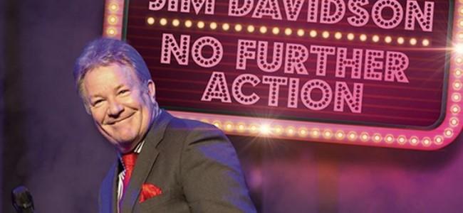 Edinburgh Fringe review: Jim Davidson, No Further Action