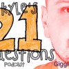 Podcast: Lee Kyle's 21 Questions – with Chris Brooker and Ben Schofield