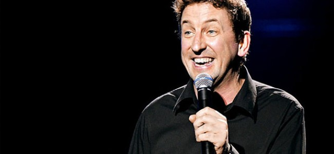 DVD review: Lee Mack, Hit The Road Mack