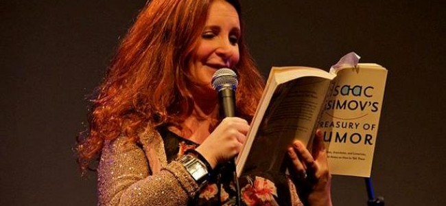 "Lucy Porter: ""Stand-up is my one remaining vice…"""