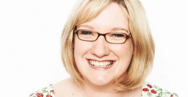 Sarah Millican judges So You Think You're Funny? final