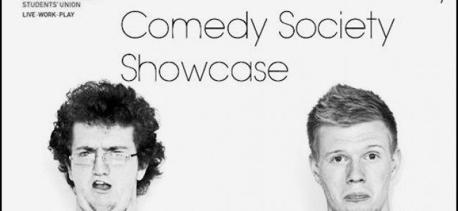 Review: Newcastle University Comedy Society Showcase – Buffs Club, Edinburgh.