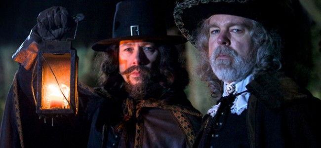 Review: Inside No. 9, The Trial Of Elizabeth Gadge