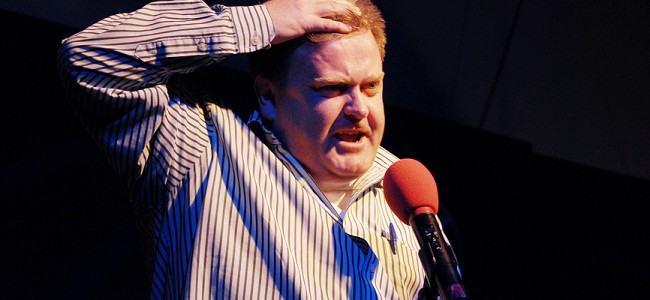 Edinburgh Fringe review: Raymond Mearns Is Growing Old Disgracefully