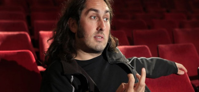 Ross Noble relives the fire that consumed his Australian home – and almost killed his family