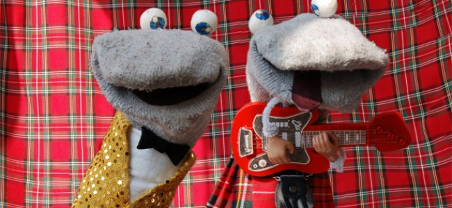 Review: The Scottish Falsetto Sock Puppet Theatre: Boo Lingerie – Gilded Balloon, Edinburgh