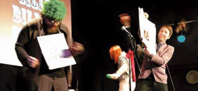 Review: Silly Billies Comedy, Live Theatre, Newcastle