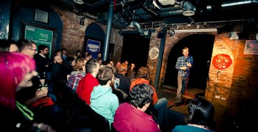Review: Trapdoor Comedy, Joshua Brooks, Manchester