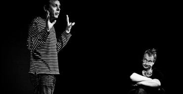 Review: Robin Ince and Michael Legge (Pointless Anger, Righteous Ire 2: Back in the Habit) – The Stand, Edinburgh