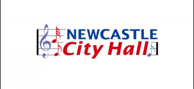 Newcastle City Hall Comedy Listings