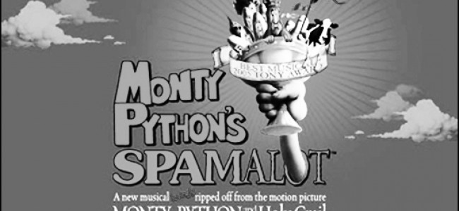 Win Two Tickets To See Spamalot At Sunderland Empire!