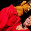 Nina Conti back at Leeds City Varieties for DVD recording