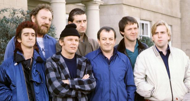 Auf Wiedersehen Pet Convention Fans Celebrate Show S Anniversary Without Jimmy Nail Giggle Beats