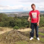 Chris Ramsey takes the Ice Bucket Challenge