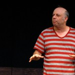 Edinburgh Fringe review: Eddie Pepitone, RIP America, It's Been Fun