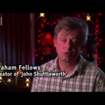 Graham Fellows talks about creating a comedy character
