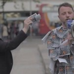 Flyering without wings