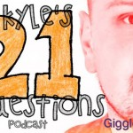 Lee Kyle's 21 Questions – with Michael Marshall