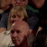 Luke McQueen tricks an audience into thinking he's Frankie Boyle