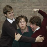 Edinburgh Fringe review: Staple/face Are Going Down Fighting