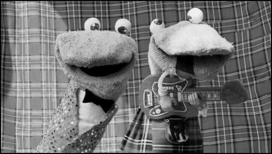 The Scottish Falsetto Sock Puppet Theatre   Giggle Beats