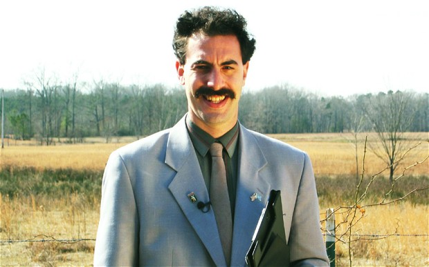 Kazakhstan government 'tried to prevent release of Borat ...