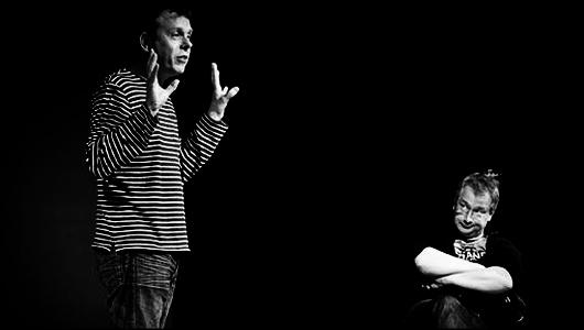 Michael Legge & Robin Ince | Giggle Beats