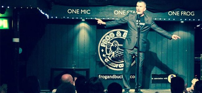 Frog and Bucket launches comedy course
