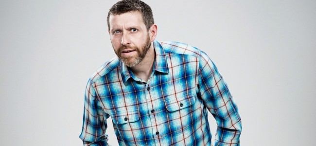 Review: Dave Gorman Gets Straight To The Point* (*The Powerpoint)