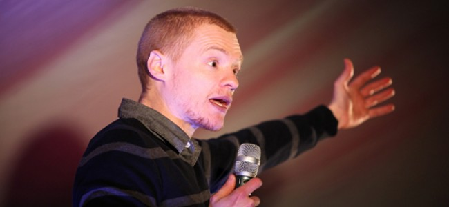 Edinburgh Fringe review: Andrew Lawrence, Reasons To Kill Yourself