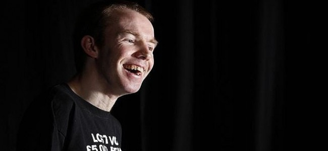 Lost Voice Guy to perform debut Edinburgh Fringe show this summer