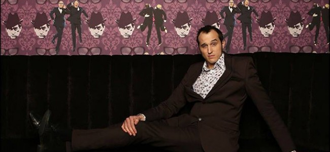 Preview: The Burning Duck Comedy Club with Phil Ellis
