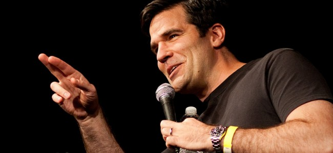 Review: Rob Delaney, Meat