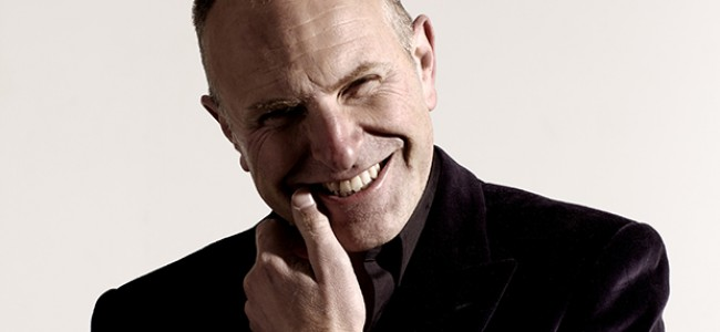 DVD review: Simon Evans, Live At The Theatre Royal