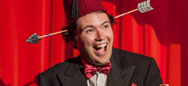 Tommy Cooper Show joins Greater Manchester Fringe