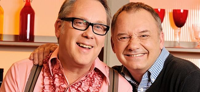 Vic and Bob announce autumn tour dates