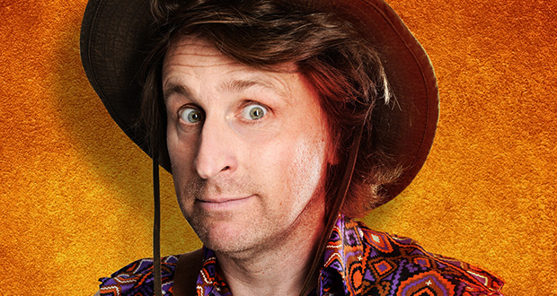 Milton Jones .. And The Temple of Daft